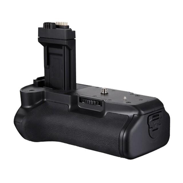 2014 Dslr camera battery grip holder for Canon 450D 500D 1000D XS Xsi T1i replace BG-E5