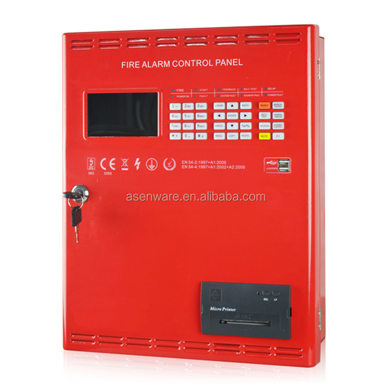 Addressable Fire Alarm Control Panel AW-AFP2189