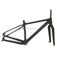 26er Snow Bike Frame Carbon Fiber Bicycle Frame Carbon Fat Bike Frame