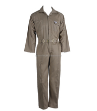 Hot selling 100% cotton, cotton & polyester mix, 100% polyester unisex coverall workwear working uniforms