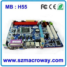 OEM brand dual core motherboard 915 775 for ddr2 ddr3