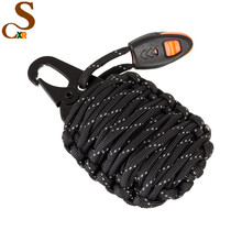 wholesale outdoor survival tool kit hiking camping gear