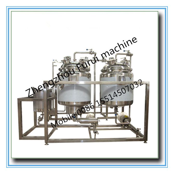 2014 CE passed Furui pasteurized milk production line