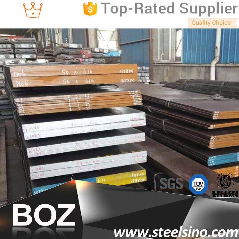 DIN 1.2738/1.2738H/1.2738HH Hot Rolled Steel Plates & Coils for Large Sized Plastic Mould