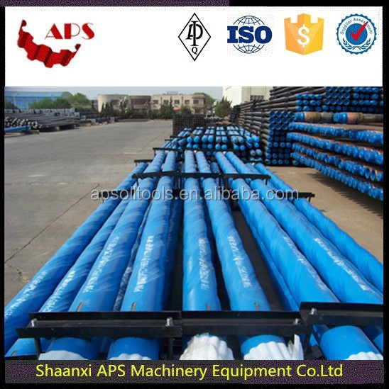 API 7-1 New non magnetic Drill Collar/Sprial drill collar/Trade assurance supplier