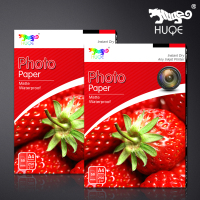 Hot selling HUQE 50 sheets matte finish 115gsm-260gsm inkjet photo paper