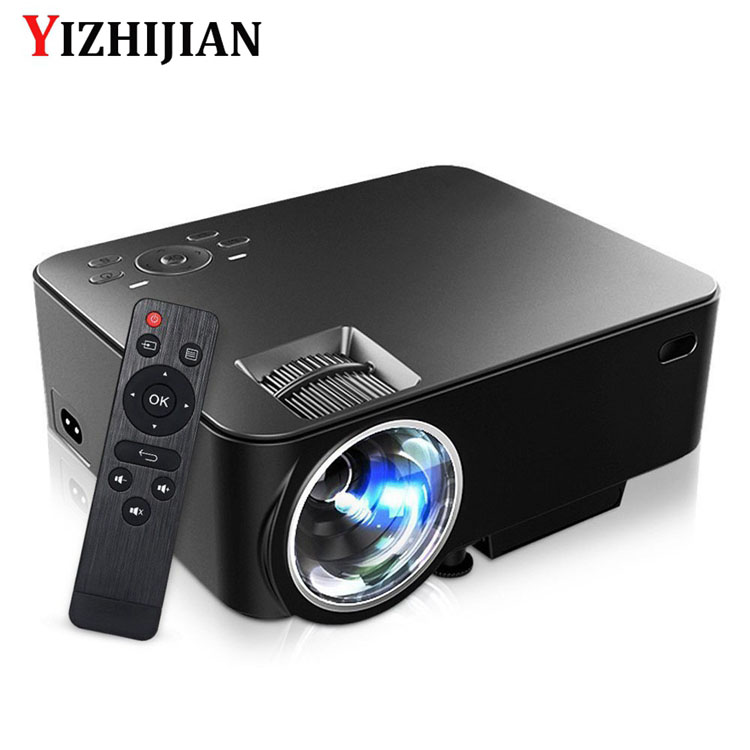 ultra big screen smart mobile android wireless projector with WIFI