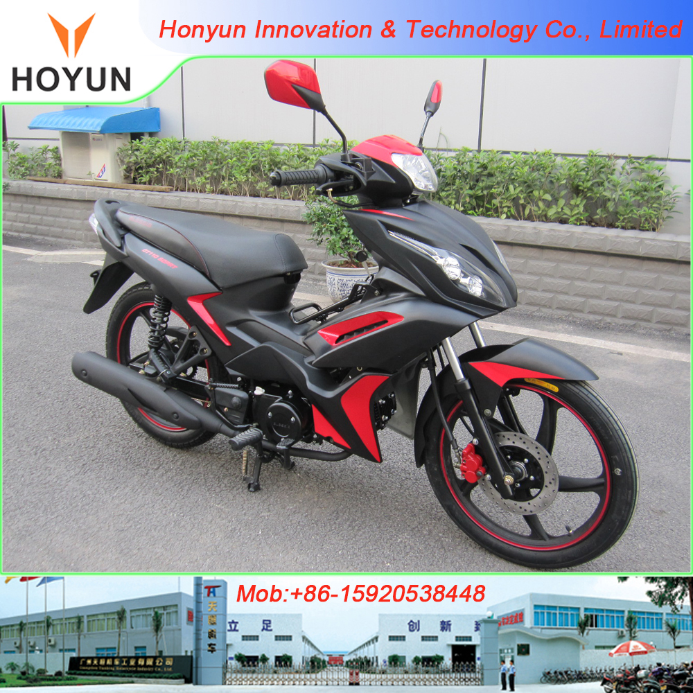 Hot sale in South America HOYUN Asia Eagle DY110 motorcycles