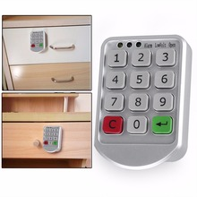 Drawer Cabinet Electronic Intelligent Password Number Code Keypad Digital Sauna Locker Lock