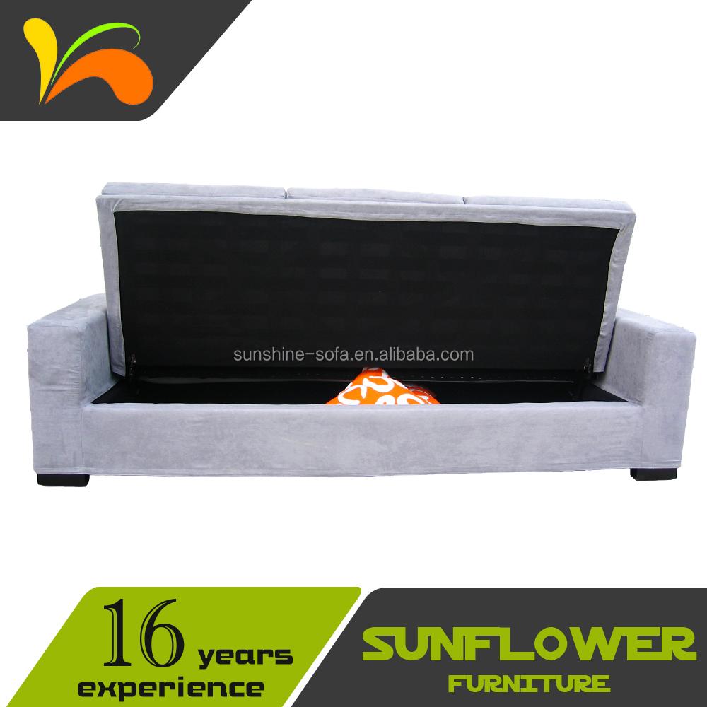 Casa futon cama cum sof muebles con cajones sof s para la for Sofa cama con cajones