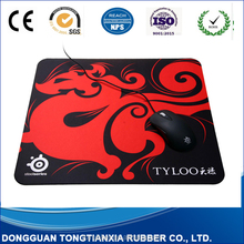 hot selling cheap advertising printable rubber mouse pad