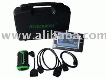 ALLscanner for diagnosing Toyota volvo honda