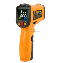 Color Display Digital Non contact Gun Type Huamn Body Infrared Thermometer and Industrial Thermometer