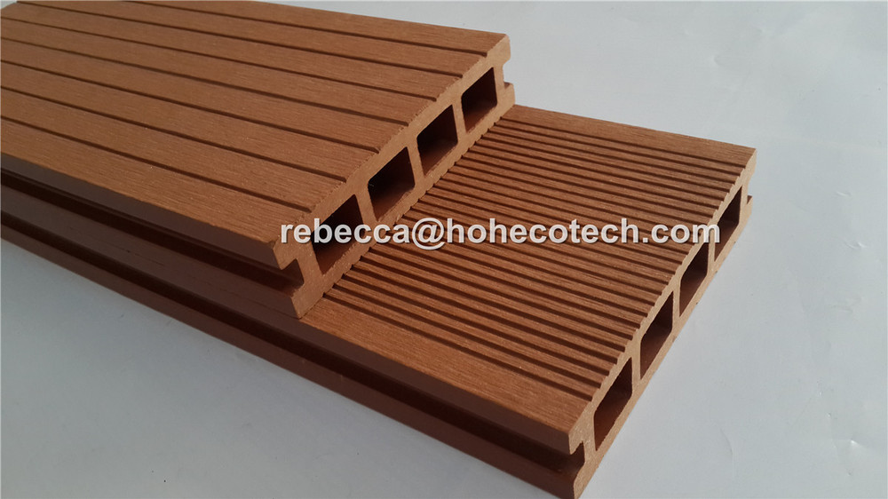 Made in china cheap outdoor wood plastic composite decking for Cheap composite decking