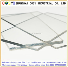 sound barrier cast acrylic sheet glass PMMA board