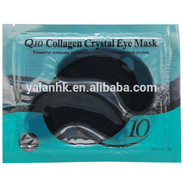 Q10 Deep Sea Minerals Mud Essence Collagen Eye Mask/ Eye Pad