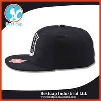 Qualiy special fitted cap,decoration fitted cap