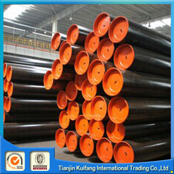 API Pipe For Oil Field High frequency welded steel tube