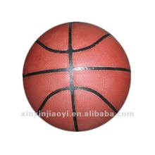 Sports equipment street court Ball-NO.7 PU Red Basketball