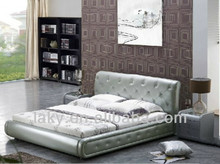 Princess leather bed 2013 LK-C153