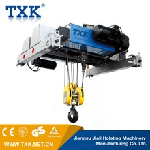 NEW CD1 1-20 ton 3 phase mini elevator electric wire rope hoist price