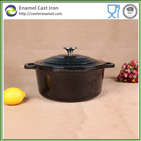 wholesale kitchen tools cast iron fry pan set with silicone hot handle pots cast iron well lid cast iron well lid
