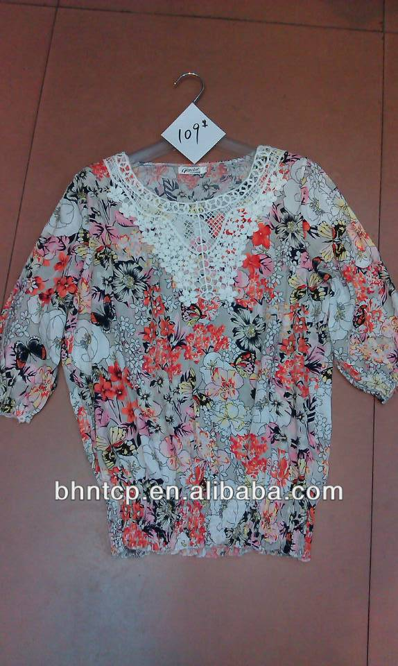 BHN906 Ladies Clothes Ladies casual clothes 2014 summer available at Cheap price