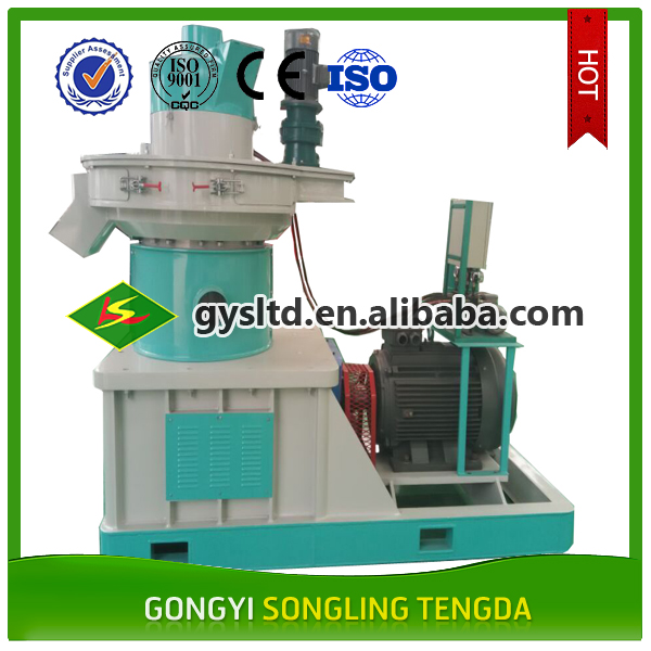 sawdust pellet machine/peanut husk pellet machine/rice husk pellet making machine