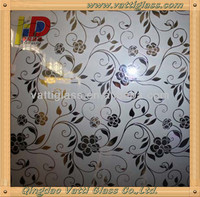 decorative wall mirror glass tile antique mirror