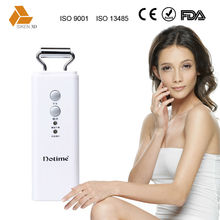 2014 Newly Handheld Microcurrent Nu Face Wrinkle Remover Facial Toner Massager