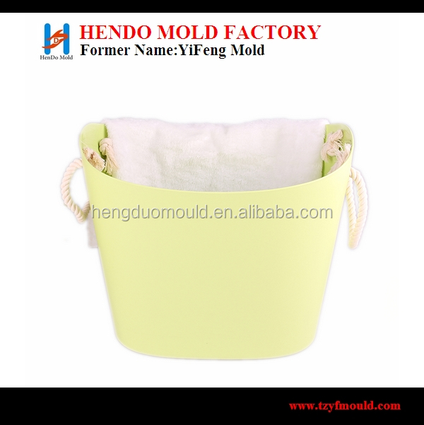 Japanese style dirty clothes and toys Storage bucket, laundry basket