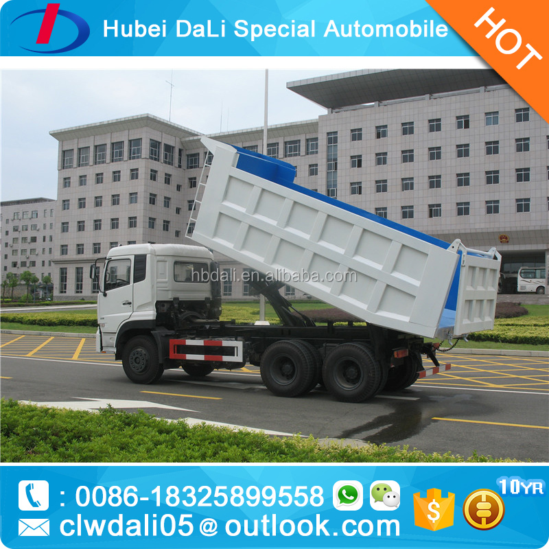SINOTRUK DONGFENG FAW HOWO 10 wheel tipper truck used dump truck for sale