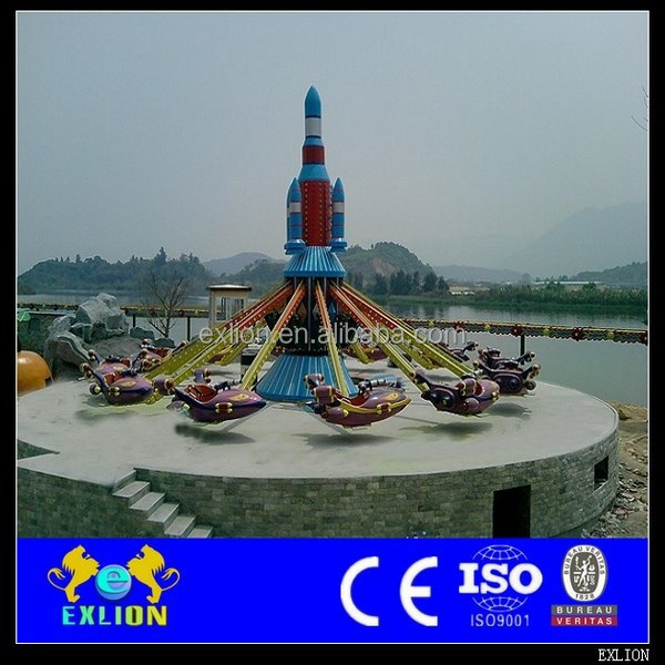 Amusement Equipment Rotating Ride Self-control Airplane