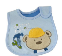 Alibaba Online Shopping High Quality Cotton Cartoon Multi Style Baby Bibs