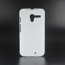 Wholesale Hard PC Cover Case for Moto X,Smart Phone 3d Heat Transfer Printing Sublimation Case