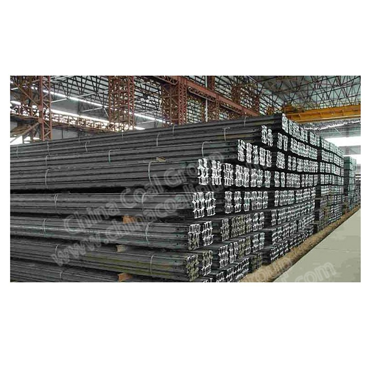 Wholesale 55Q Material 30kg Railway Steel Rail / Railroad Light Steel Rail