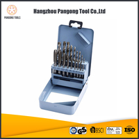Good quality 18pc stainless titanium floral tool kit