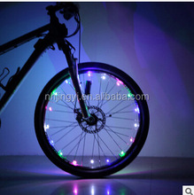 rechargeable bicycle wheel cheap led bike strip light