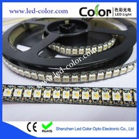 5v Addressable white/black PCB SK6812 RGBW LED Strip 144led per meter
