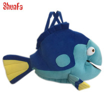 Fashion stuffed plush ride on animal ride toy for baby