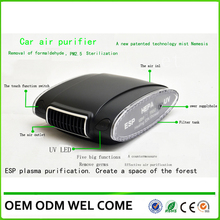 Negative Ionizer Neck Ionizer Oxygen Anion Portable Air Purifier