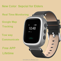 2016 hand watch mobile phone low price brand your own watches Tracking for child