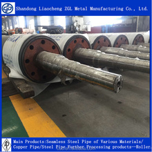 Custom rice mill rubber roller for Paper Making Machine