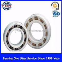 China Best Selling Ball Bearings 6001 Hybrid Ceramic Full Ceramic Bearings Si3N4 or ZrO2