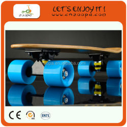 Skateboard,wooden skateboard,canada maple skate board,Professional Skateboard PU wheels with CE