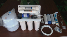 5 Stage Reverse Osmosis RO Water Purifier Filters