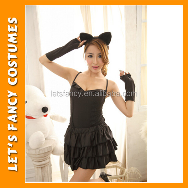 PGWC1476 hot sexy japanese girl cat sexy lingerie cosplay costume
