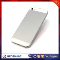 Factory Merchandise Colored Rear Back Cover Housing for Iphone5s