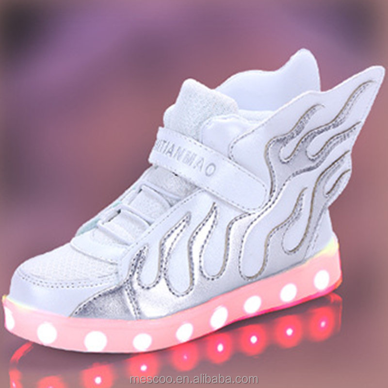 Flashing Lighted Luminous chaussure Sneakers MA001