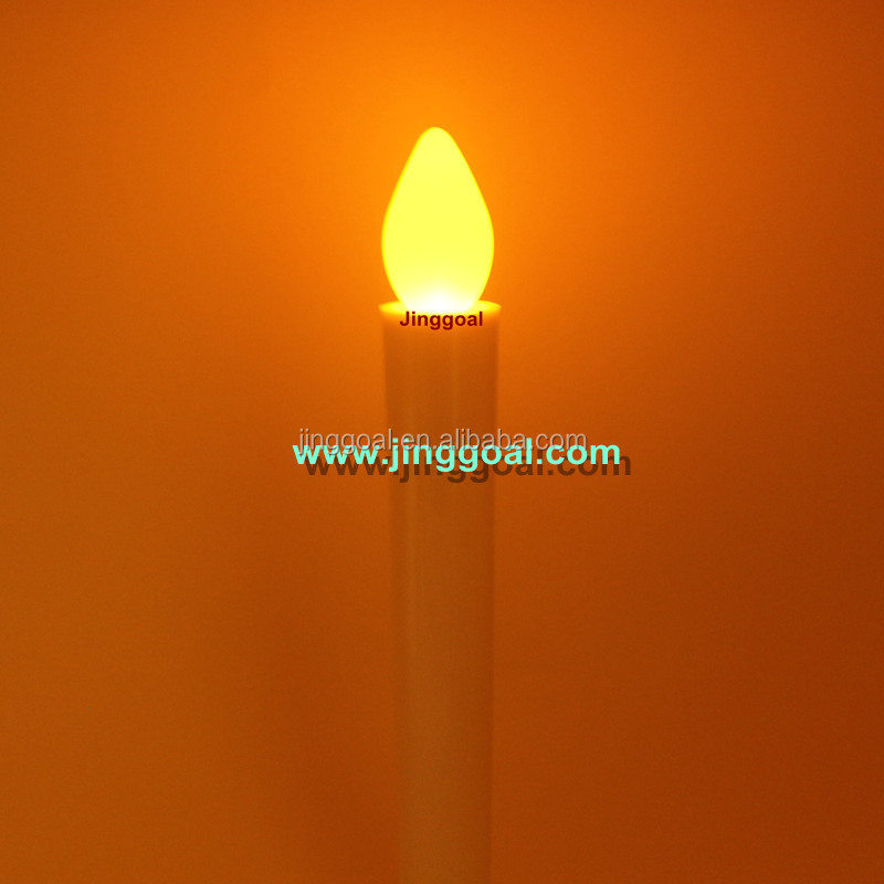 LED taper candle
